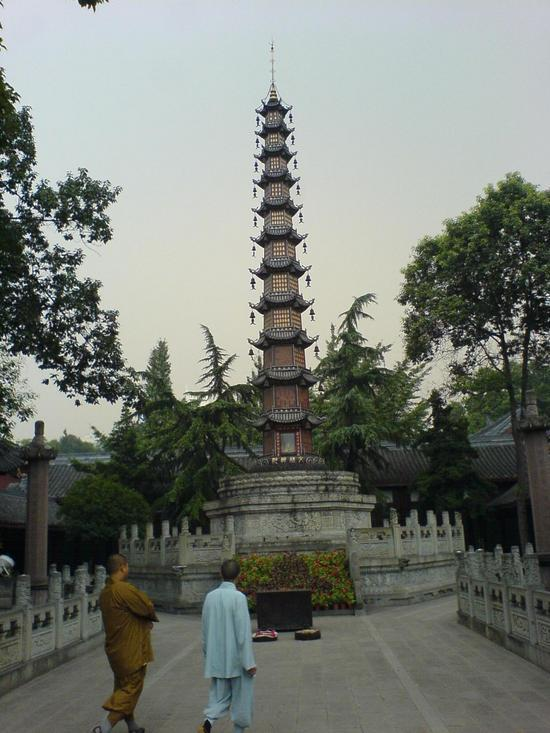 Wenshu &  Temple Renmin Park (2)