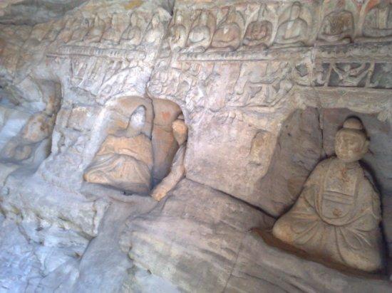 29-Yungang Grottoes Datong