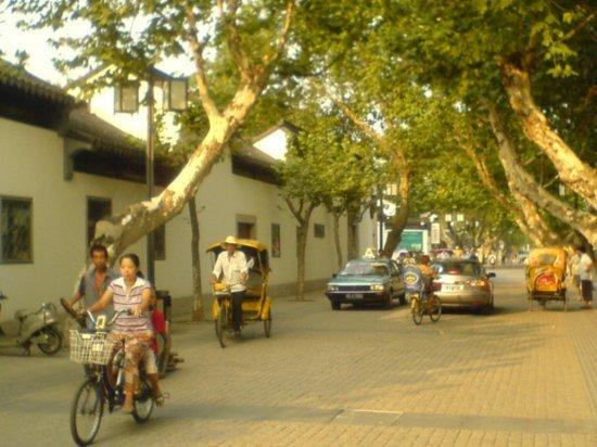 Suzhou - Beisi Ta & City Walk 9