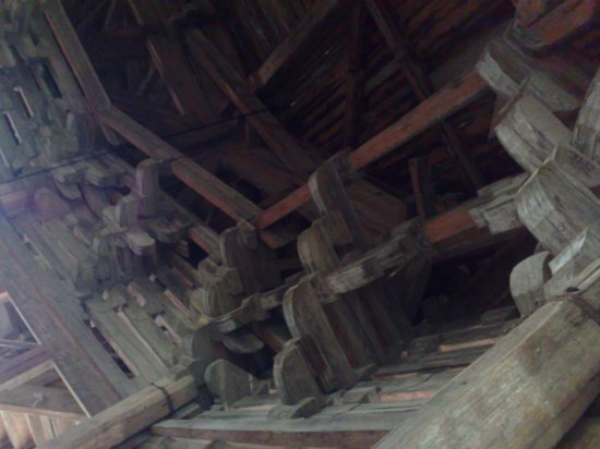 23-Hanging Monastery & Mu Ta Pagoda