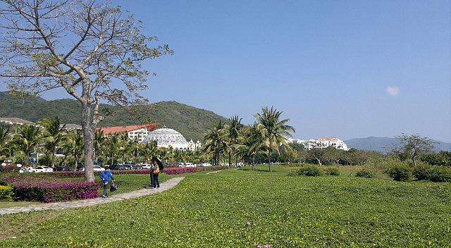 Yalong Bay Adventure
