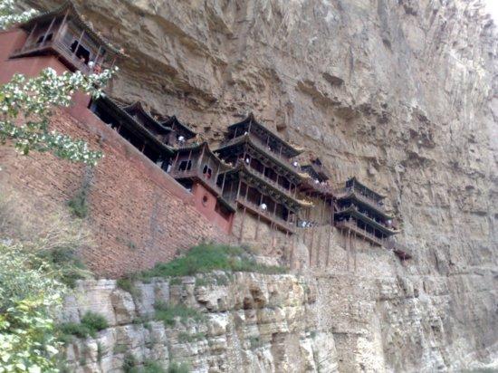 4-Hanging Monastery & Mu Ta Pagoda