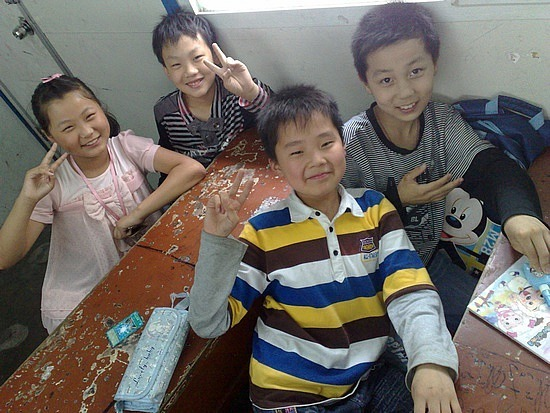 Last Class Fun & Games in Hanzhong City
