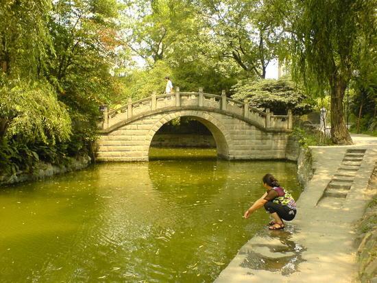 Wenshu &  Temple Renmin Park (19)