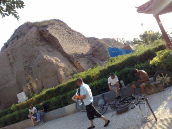 39-Temples & Parks City Walk