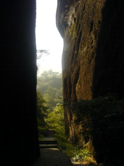 Wuyi Shan Day One 21