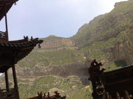 36-Hanging Monastery & Mu Ta Pagoda
