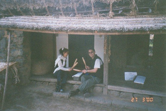 Cheju-Do Folk Village & A Fun Day (8)