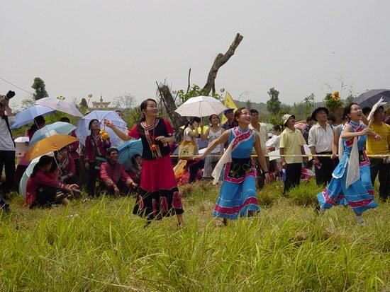 Gan Zhuang Shan Festival (15)