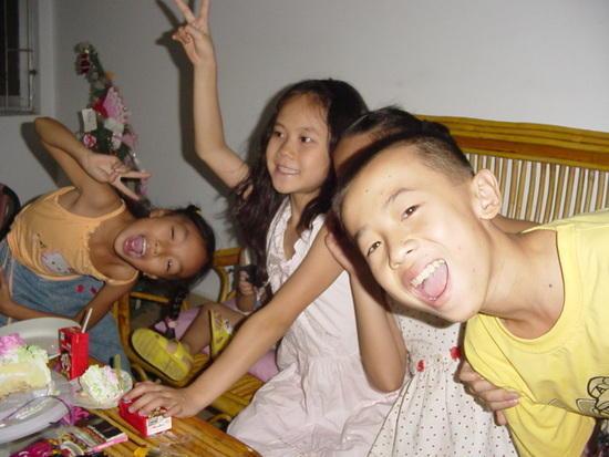 Lilleys Birthday at my house (4)