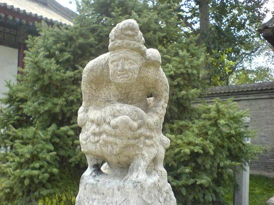 Xian Little Goose Pagoda Day (10)