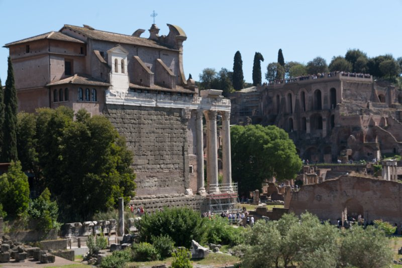 The Ruins of the Forum