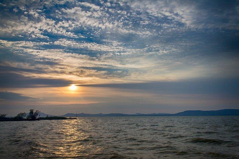 Balaton lake, Hungary