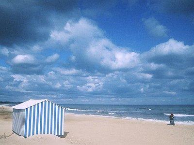 Boujaffar Beach, Sousse