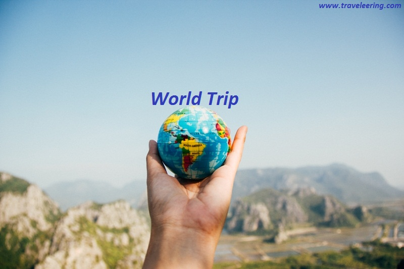 Round the World Trip Planner