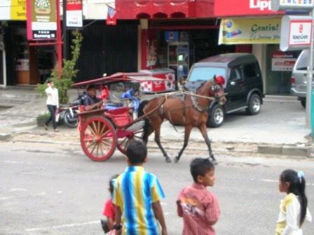 Transport in Bukittinggi