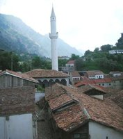 The Town of Kruja