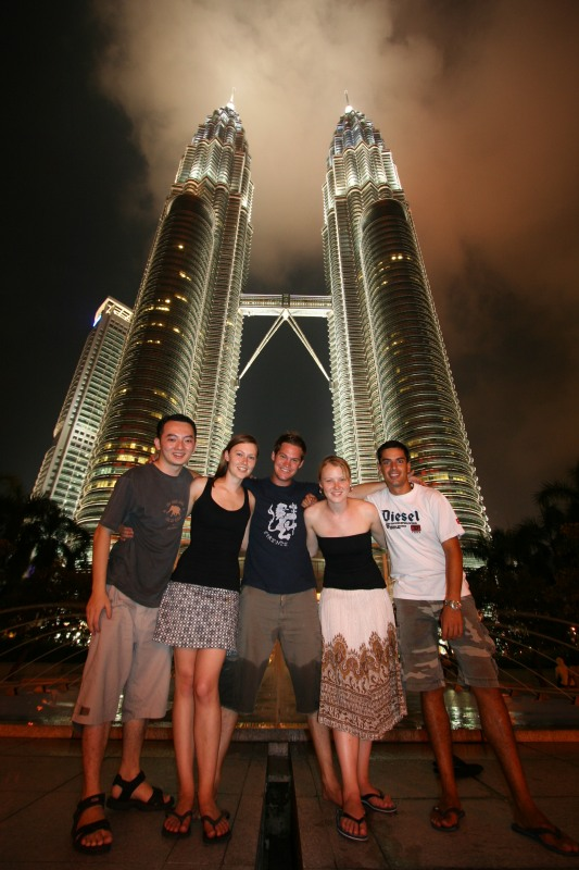 Petronas Twin Towers and Us