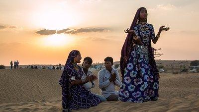 Desert Folk and Dance