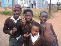 Beautiful children of Soweto