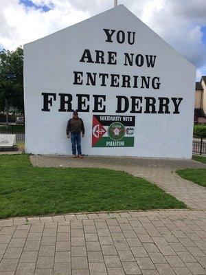 FreeDerry memorial