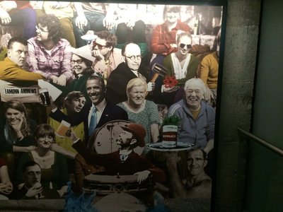 Famous people from Ireland EPIC