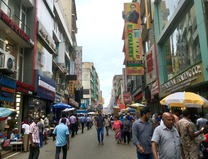 Street of Colombo