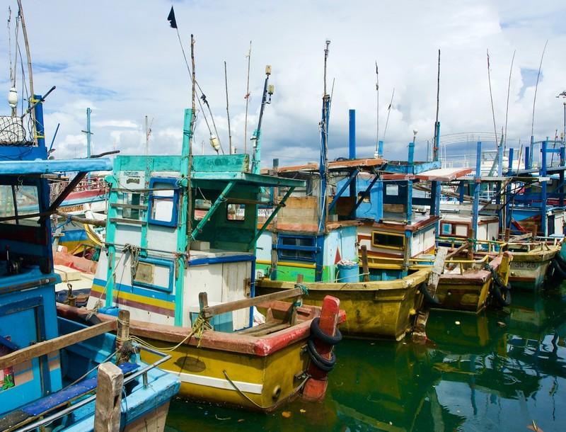 Harbour, Mirissa
