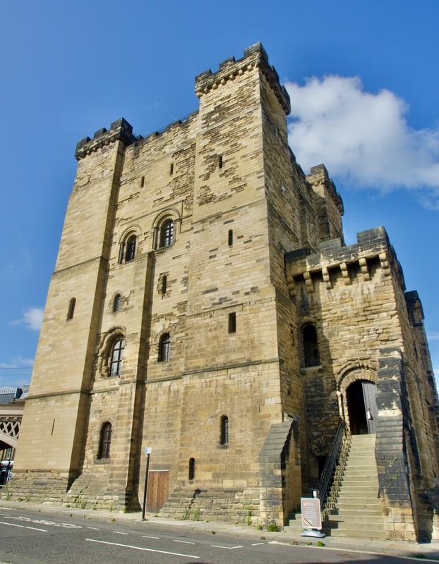 The Newcastle Castle