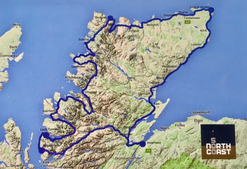NC500 Route