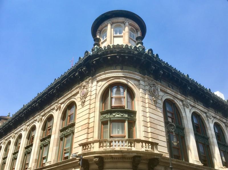 Mexico historic centre