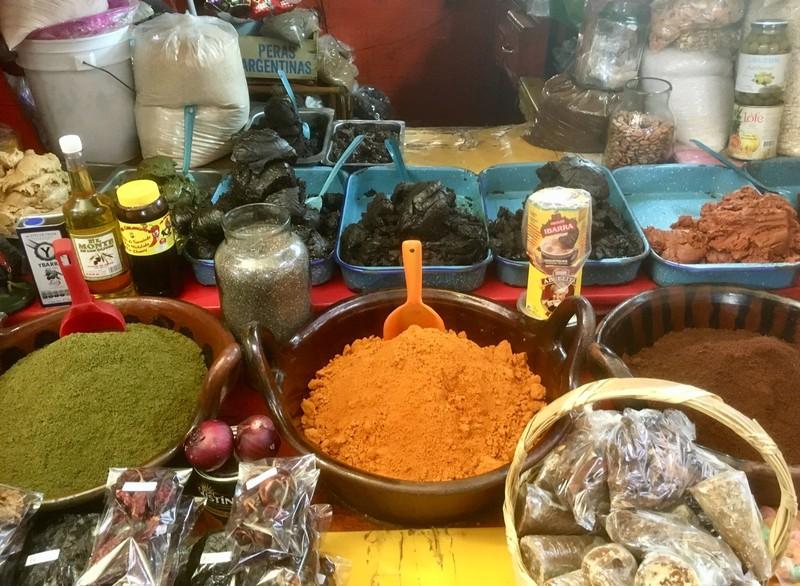 Mexico spice