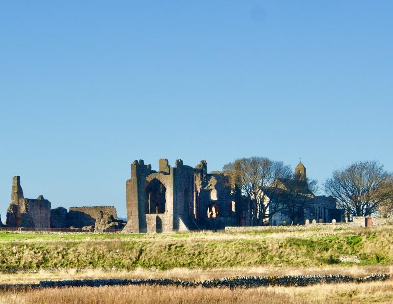 Priory, Lindisfarne