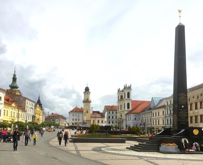 Town Centre of Banská Bystrica