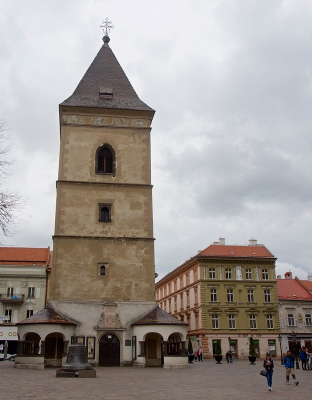 The Bell Tower in Košice