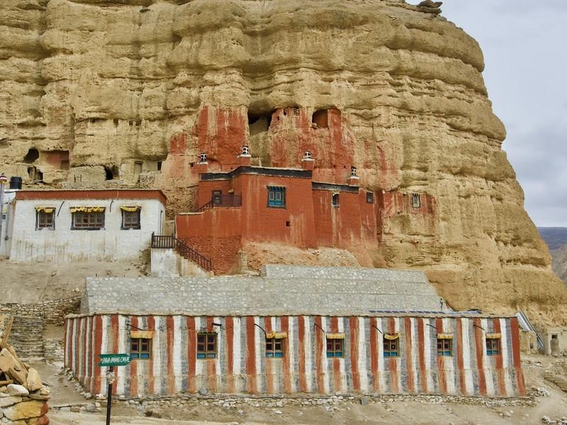 Chhoser monastery