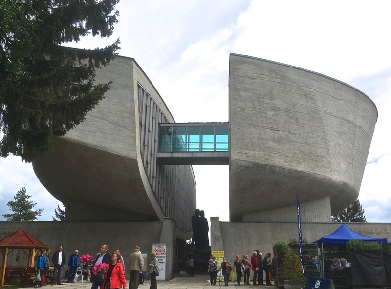 Museum of the Slovak Uprising in Banská Bystrica