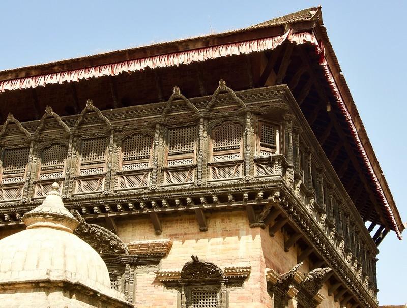Palace woodwork, Bhaktapur