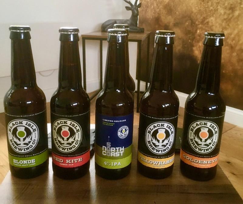 Black Isle Beers