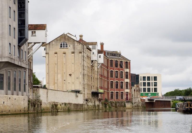 Old Industrial Bath