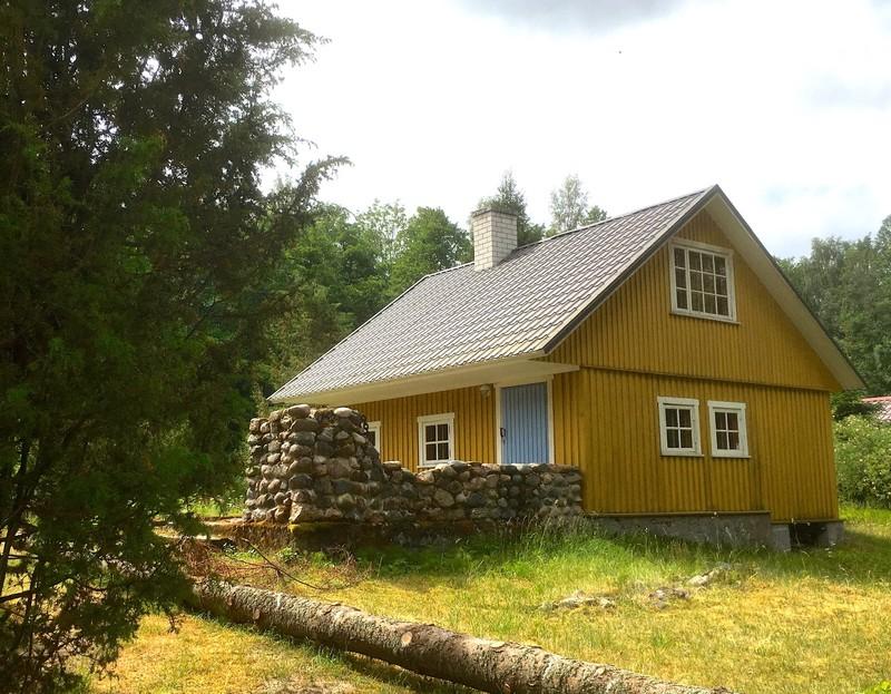 Our Cabin in Eru