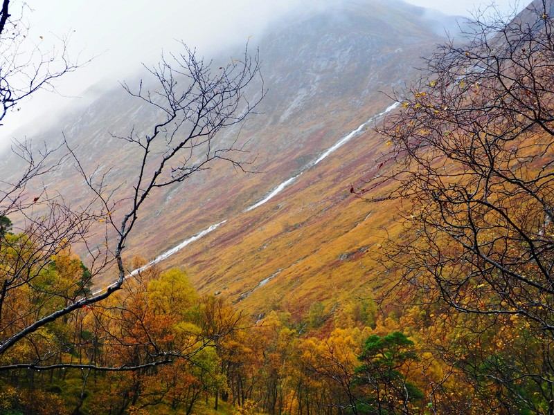 Hiking in Glen Nevis
