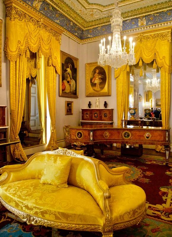 Inside Osbourne House