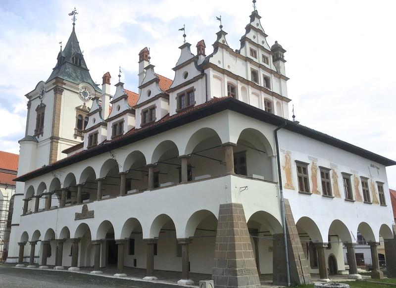 Town Hall in Levoča