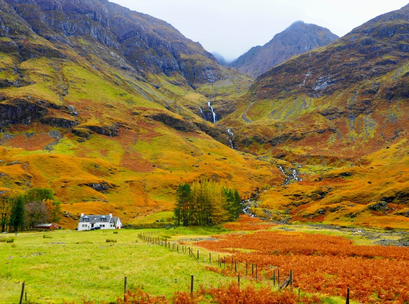 Glencoe, next time I may try to stay in this cottage!