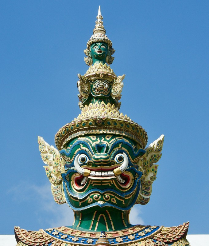 Guardian of the Grand Palace