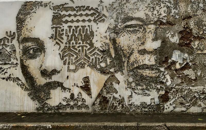 Mural in Bangkok