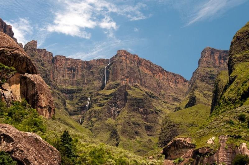 Tagula Falls (courtesy of the internet)