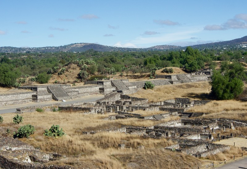 City of Teotihuacán