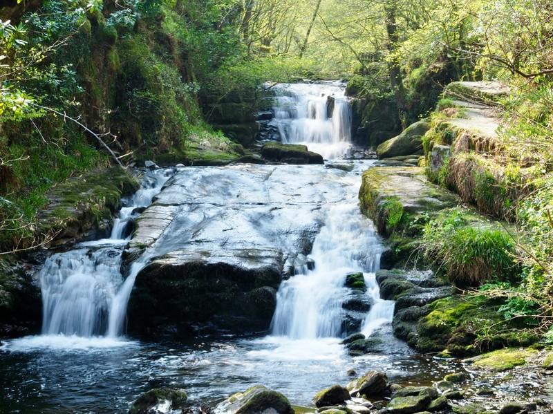 Lynmouth Falls